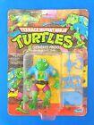 TMNT Genghis Frog Figure Playmates 1989 SEALED MOC Teenage Mutant Ninja Turtles