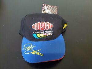Nascar DuPont Motorsports Hat Cap Jeff Gordon #24 Snapback Chase New