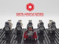 Star Wars Moff Gideon Imperial Security Bureau Set 11 Minifigures Lot - USA SELL