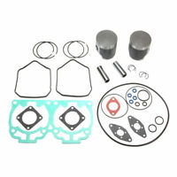 2003 Ski-Doo Mxzx Mxz X Rev 600 Ho Dual Ring SPI Pistons Bearings Gasket Kit