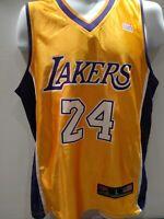 LA Lakers Kobe Bryant 24 Jersey Vest Size L USA Basketball