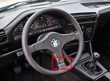 NEW BMW E30 M3 E28 M5 E34 E24 E32 MTech Steering Wheel Badge GENUINE 32331155957