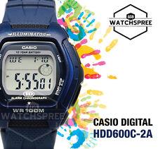 Casio Digital Watch HDD600C-2A