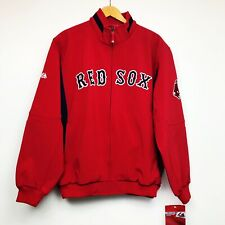 Boston Red Sox Majestic Authentic Collection Therma Base Jacket Red Size XL