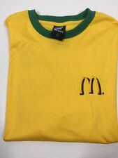 Rare FIFA McDonalds World Cup 2010 Yellow Jersey South Africa Large