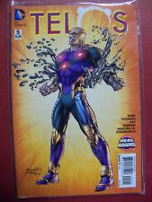 TELOS #5 NEIL ADAMS VARIANT COVER (9.4 NM or Better) DC COMICS 2016