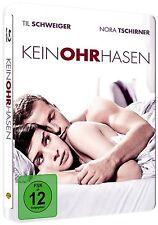 KEINOHRHASEN (Til Schweiger, Nora Tschirner) Blu-ray Disc, Steelbook