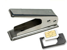 micro SIM Card Cutter Punch for iPhone 4 4s samsung galaxy s3 s4 s5 ipad adapter