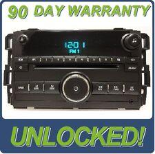 GMC CHEVY OEM Radio Stereo Receiver AM FM CD Player AUX UNLOCKED 25790298