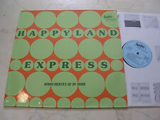 LIBRARY HAPPY RECORDS WERNER DREXLER´S GO-GO-SOUND Happyland Express*VINYL MINT*