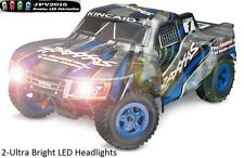 4 LED Light Kit for Traxxas LaTrax SST 1/18 Short Course Ultra Bright LEDs!