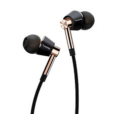 1MORE E1001 Triple Driver Stereo In-Ear Headphones w/ Mic and Remote Gold