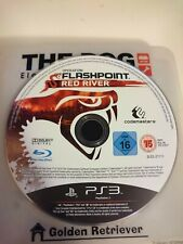 Operation Flashpoint: Red River Ps3 Game Disk Only