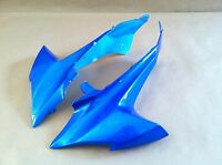 2009-2016 Suzuki GSX-R 1000 Side Headlight Nose Air Duct Cover Cowling Fairing