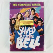 Saved By The Bell: Complete Original Series DVD Set - Seasons 1-4 86 Episodes