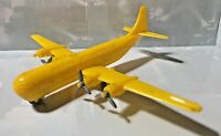 1950S PLASTIC TOY BOEING STRATOCRUISER AEROPLANE AUSTRALIA TOLTOYS? NICE, BUT..!