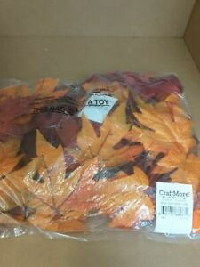 Fall Maple Leaf Garland - CraftMore