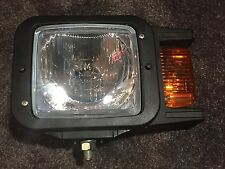 JCB Head light and Indicators (No Internals,globe)