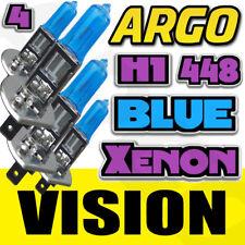 4 x H1 Xenon Azul Hielo 55w bombillas Doble Twin Pack Set Luces antiniebla delanteras Kit