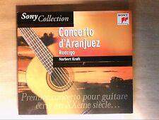 CD / CONCERTO D'ARANJUEZ / NORBERT KRAFT / EXCELLENT ETAT