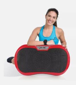 Sportiva Pedana Vibrante Per Fitness Massaggio Rigetto del grasso w/Telecomando