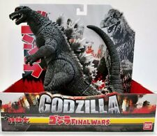 "Godzilla Final Wars King Series Monster 12"" Action Figure Bandai"