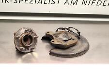 Opel Astra J Radnabe Radlager Ankerplatte  Sensor Hinten Links Original 1277853