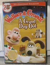 Wallace & Gromit - A Grand Day Out (DVD, 2009) BRAND NEW