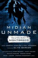 Midian Unmade: Tales of Clive Barker's Nightbreed by