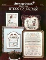 Stoney Creek Cross Stitch Words of Promise Book 101 8 Projects Religious Bible