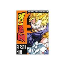 Dragon Ball Z Complete Season 9 R4 DVD Dragonball