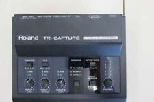 Roland UA-33 USB TRI-Capture AUDIO I/F UA33 Edirol w/Tracking Number F/S (1)
