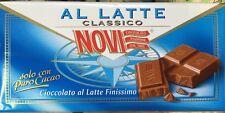 CHOCOLATE TABLETAS EN EL LECHE CLASICO NOVI 4x100gr