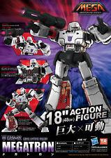 Robot Transformers Decepticon MEGATRON Toys Alliance Mega Action MAS-02 50 cm