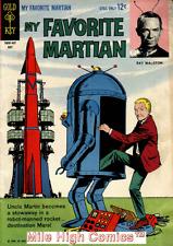 My Favorite Martian (1964 Series) #2 Good Comics Book