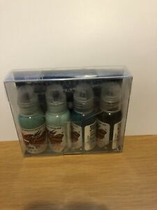 World Famous Tattoo Ink Gorsky Mad Winter Set 4x1oz/30ml Bottles