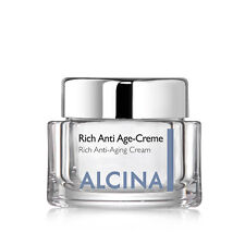 Alcina Rich Anti Age-Creme - 50ml