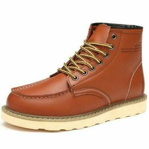 """Hot Sell High Tops 2019 Men's Ashby 6"""" Round Toe Outdoor 2020 Boots Lace up New"""