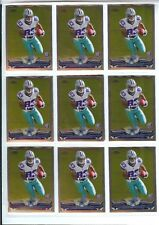 LOT OF 11 TERRANCE WILLIAMS 2013 TOPPS CHROME ROOKIE RC #101 DALLAS COWBOYS