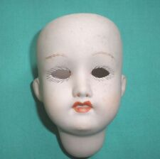 bisque head antique 390 n. Marseille repro, to tie in /painted