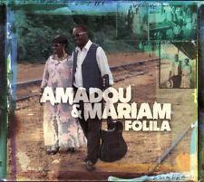 Amadou & Mariam-FOLILA (CD)