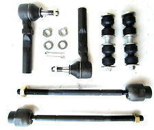 Chevrolet Malibu 1997-2003 Tie Rod End Front Inner & Outer & Sway Bar Links 6Pcs