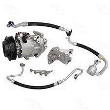A/C Compressor-New Compressor 178310 fits 2007 Kia Rondo 2.7L-V6