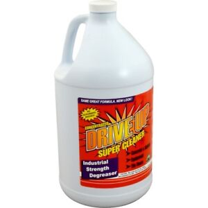 Drive-Up Super Cleaner Concentrated Degreaser - 1 x 128 oz bottles