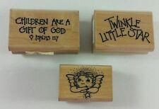 Children Are A Gift Psalms 127 Angel Twinkle Little Star Annette Allen Watkins