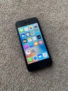 Apple iPhone 5 - 16GB - Black & Slate (Unlocked) A1429 (GSM)