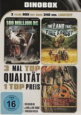 Dino Box:100 Million BC-The Land That Time Forgot-Vergessene Welten- NEU DVD1880