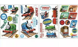 RoomMates Thomas & Friends Peel & Stick Wall Decals #RMK1831SCS