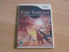 Fire Emblem: radiant Dawn (Nintendo Wii, 2008, DVD-box)
