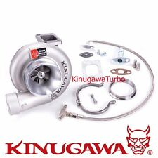 "Kinugawa Billet Turbocharger 4"" Non Anti-Surge T67-25G + 8cm A/R.64 T3 V-band"